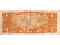 2 Cruzeiros (autografada) - Imagem 2