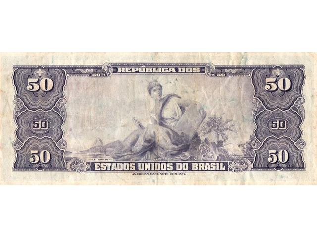 50 Cruzeiros - 2
