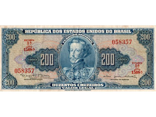 200 Cruzeiros - 1