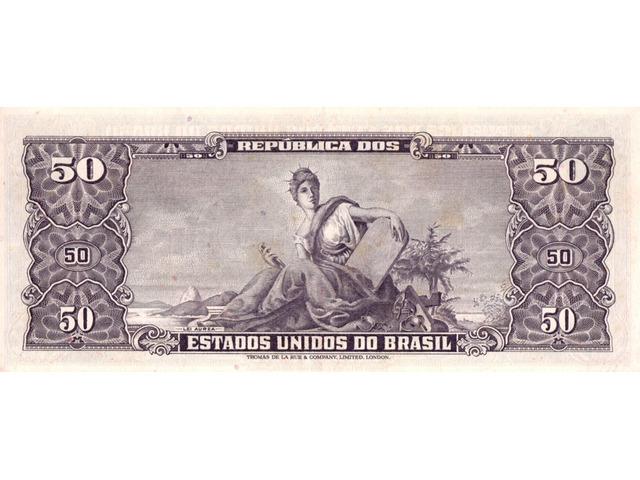 5 Centavos (carimbada) - 2