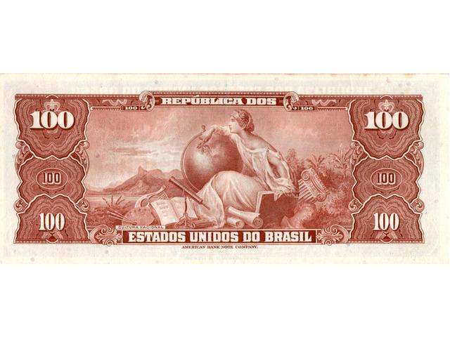 100 Cruzeiros - 2
