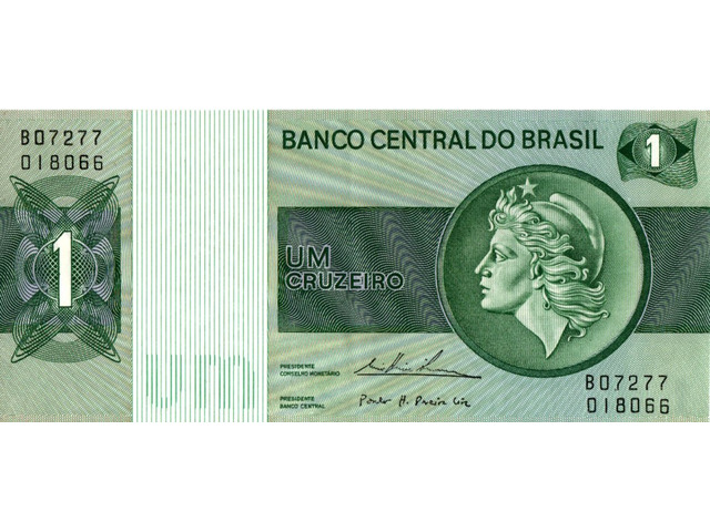 1 Cruzeiro - 1