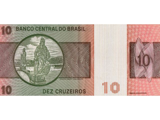 10 Cruzeiros - 2