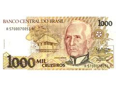 1000 Cruzeiros - Imagem 1